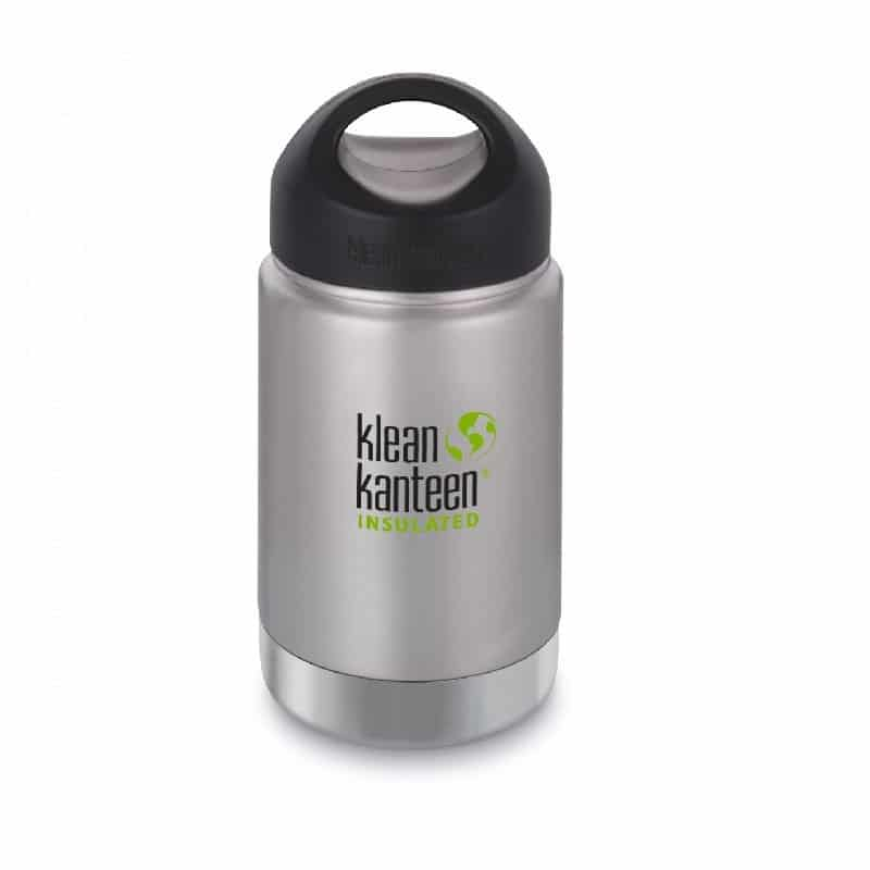 473ml16oz Kanteen® Wide Vacuum Insulated (mit Edelstahl Loop Cap)