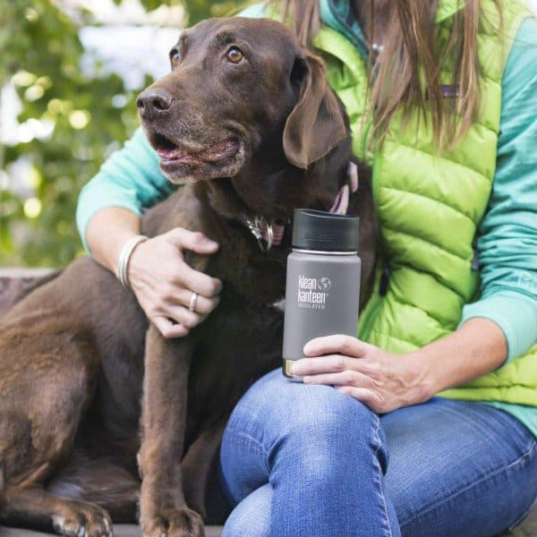 592ml20oz Kanteen® Wide Vacuum Insulated (mit Café Cap 2.0)