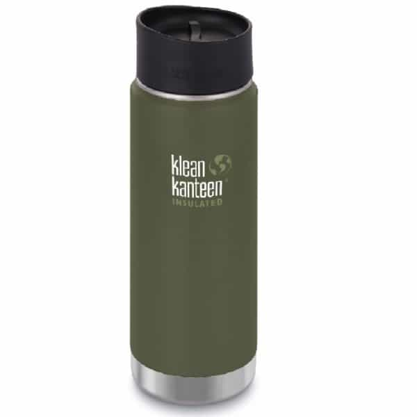 592ml20oz Kanteen® Wide Vacuum Insulated (mit Edelstahl Loop Cap)
